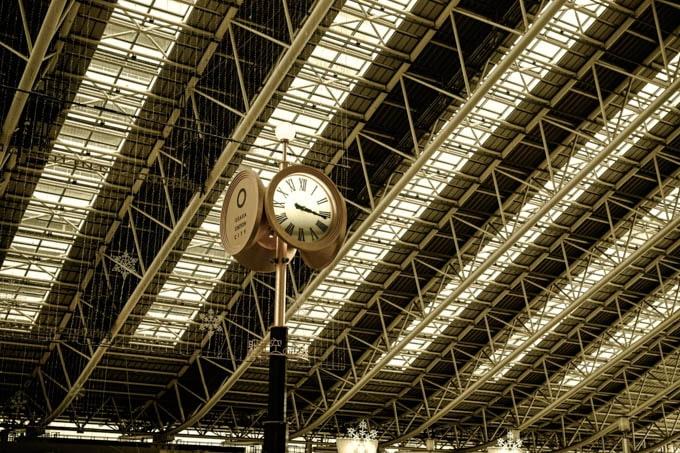 SIGMAfpレトロモード_昼の大阪駅1