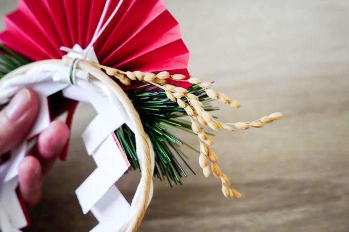 無印良品-正月飾り_稲穂