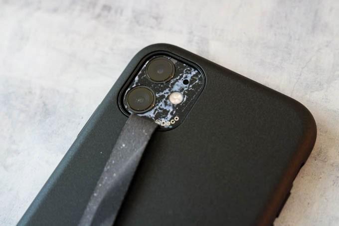 i's Deco(アイズデコ)_iphone11取り付け