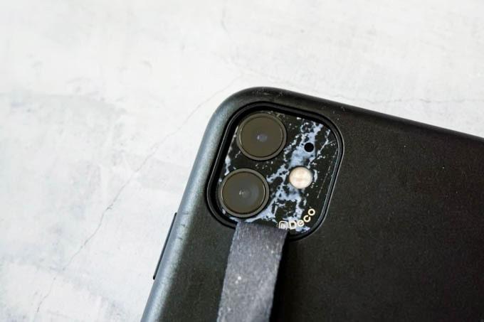 アイズデコ_iphone11取り付け