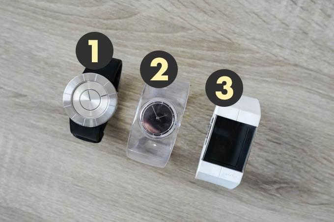 現役デザイナーのカバンの中身-2020年版_腕時計