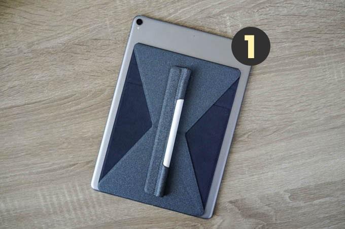現役デザイナーのカバンの中身-2020年版_iPad Pro