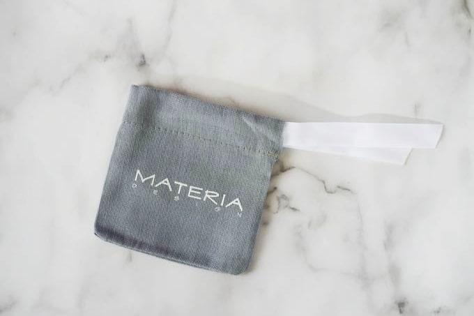 MATERIADESIGN(マテリアデザイン)ブレスレット_付属の巾着袋1