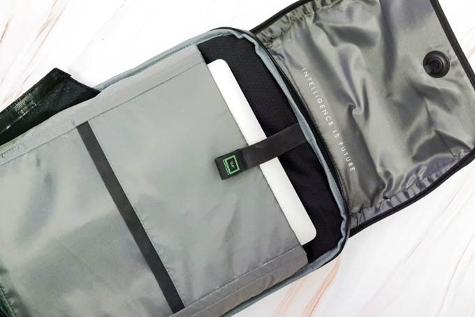 MacBookPro16インチ_KORINバックパックに入れる