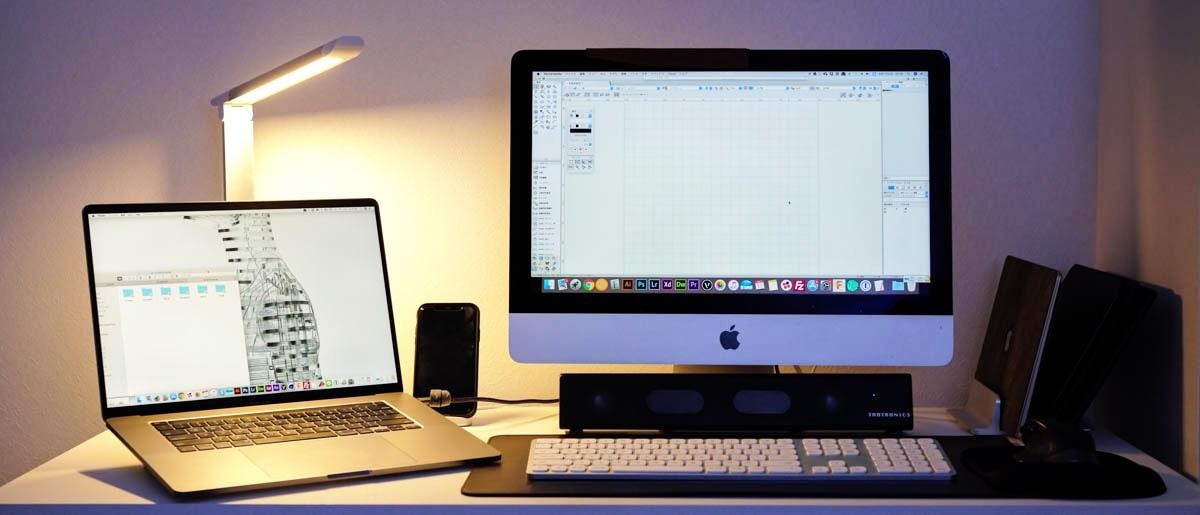 MacBookPro16インチ_iMacと使用