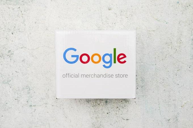 google公式グッズ_マグカップ箱