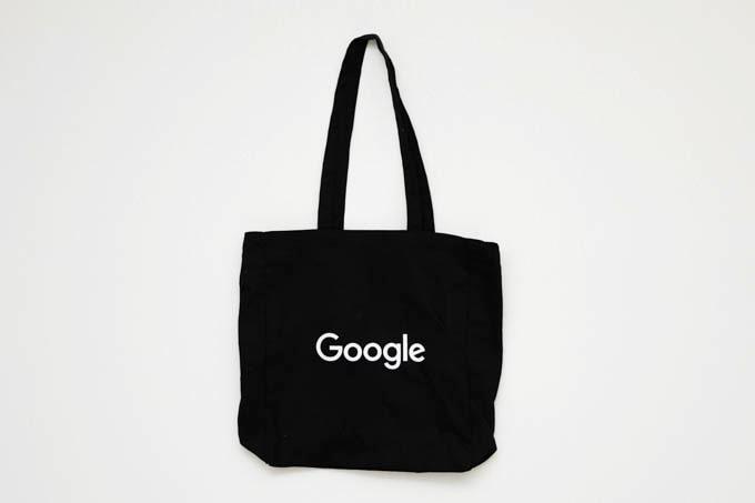 google公式グッズ_トートバッグ