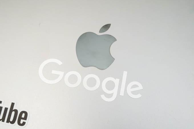 google公式グッズ_ロゴカッティングシート