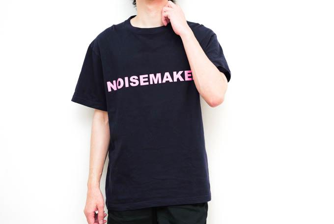 NOISEMAKER ロゴTシャツ