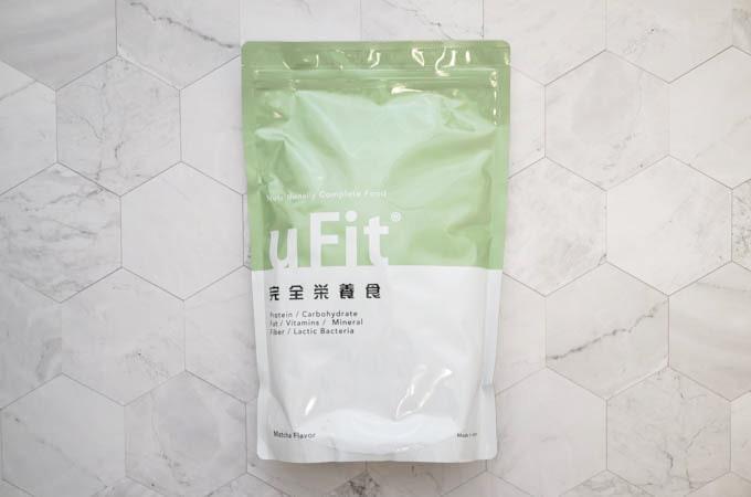 uFit完全栄養食_パッケージ
