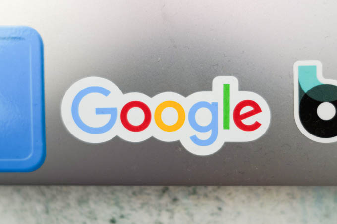 macbookproステッカー_googleステッカー