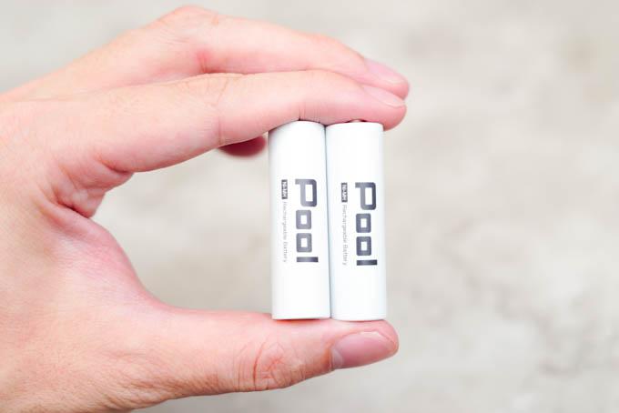 POOL充電池_単3電池