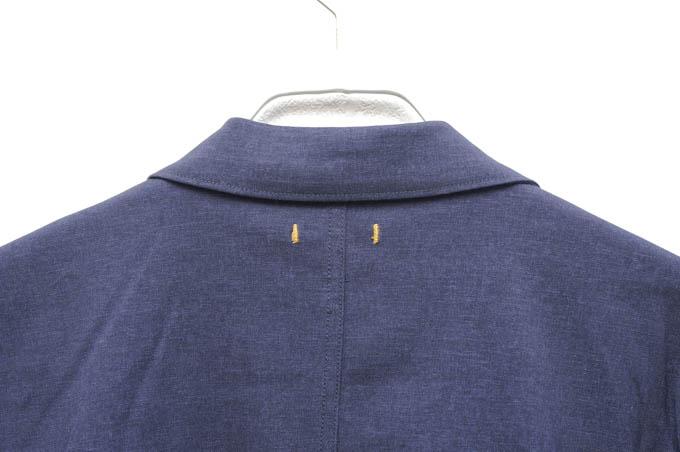 ALLYOURS着た着てジャケット_タグ縫い目