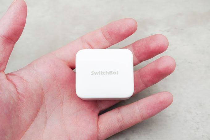 SwitchBotスイッチ