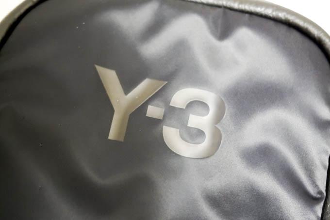 Y-3(ワイスリー)RACER BP バックパック_ロゴ