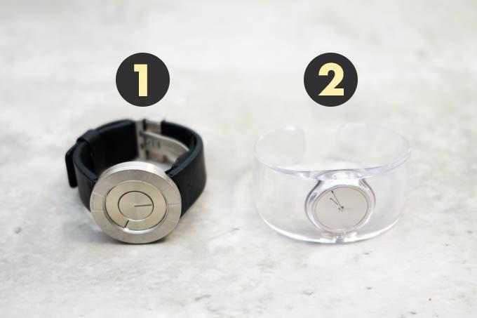 デザイナーのカバンの中身2021年版_腕時計