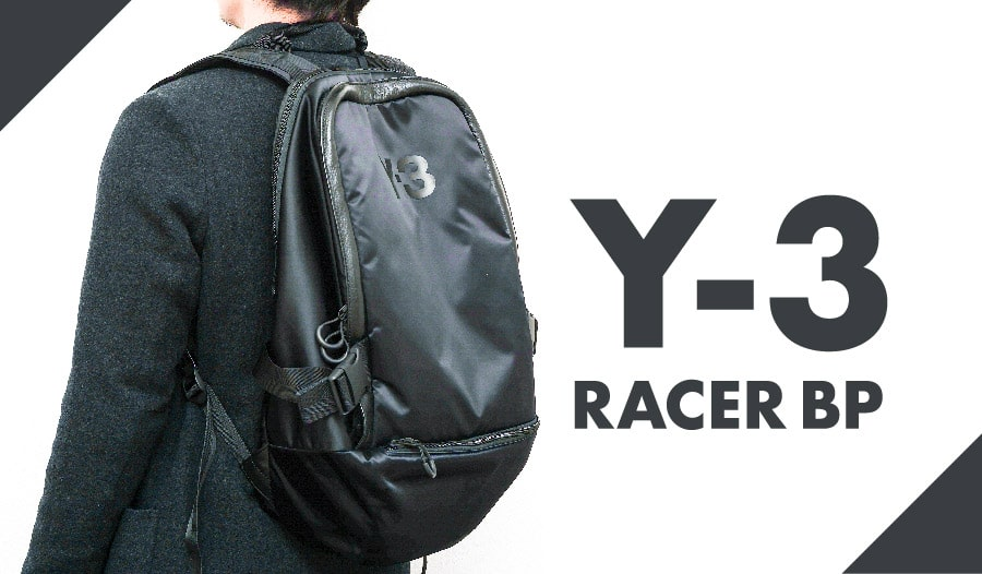 Y-3(ワイスリー)RACER BP バックパック_アイキャッチ