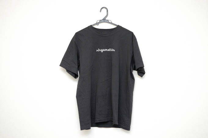 ライゾマティクス_Tシャツ1