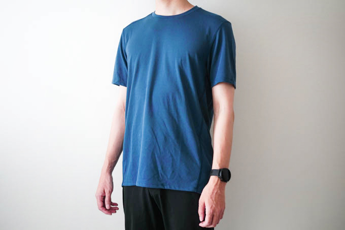 O5PRO Tシャツ_着用写真