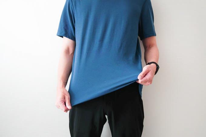 O5PRO Tシャツ_ストレッチ