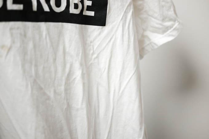Morus ZERO Tシャツしわ