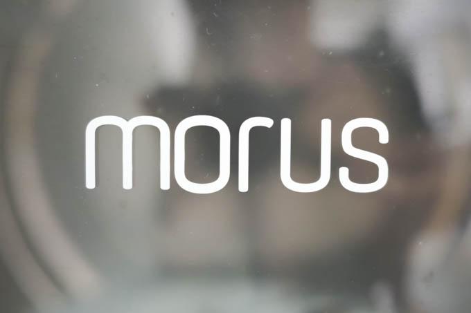 Morus ZERO ロゴ