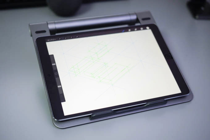 RDKHUB(RDKハブ)_タブレット使用イメージ